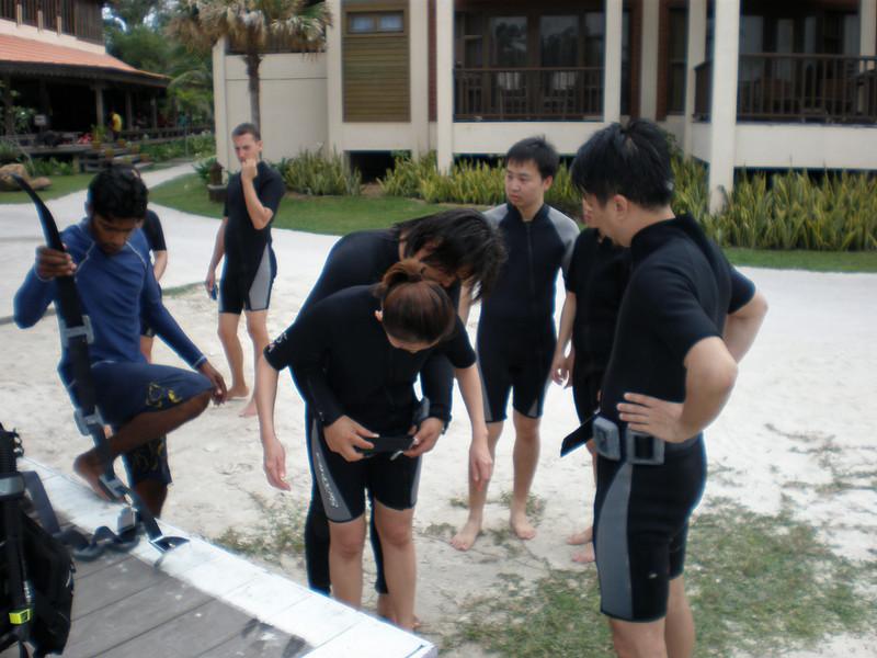 [20080515] Will & Bee Scuba Diving @ Redang (4).JPG