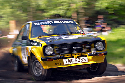 Dukeries Rally 2008