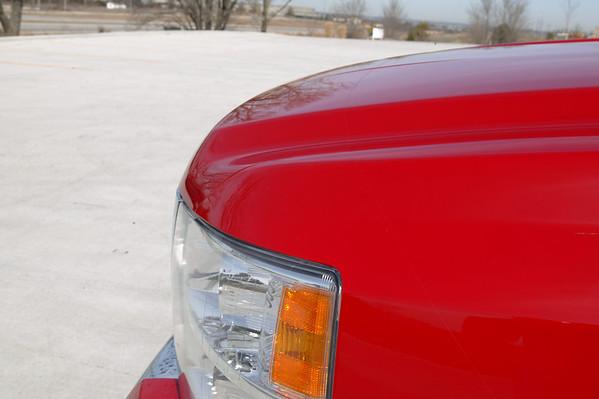 08 Chevy P/U