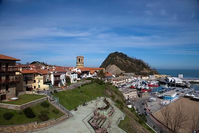 Spain - Getaria
