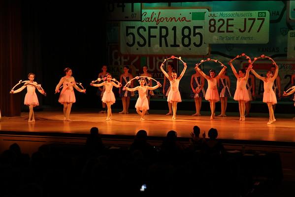 Paula Coffey Dance Recital 2015