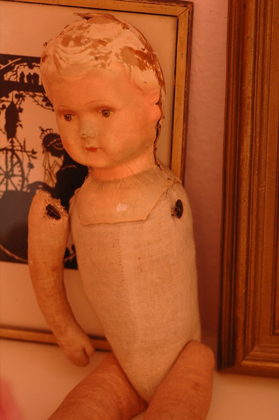 Broken Doll - Bohemia, Czech Republic