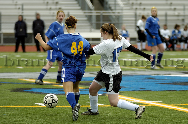 Lincoln-Way East Freshmen Soccer (2007)