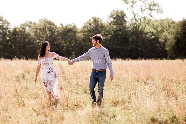Hannah & Bryce   Engagement, exp. 7/15