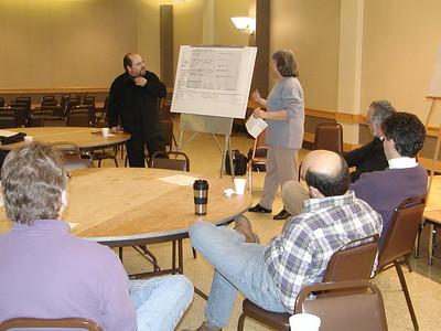 Community Life - Kamages Workshop - February 15, 2003