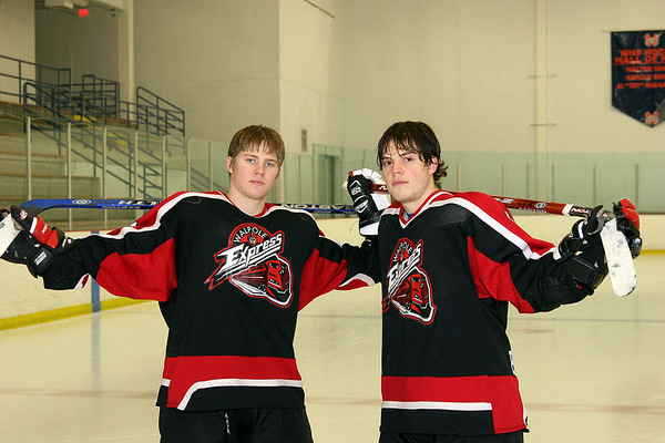 Team Photo's  January 2007
