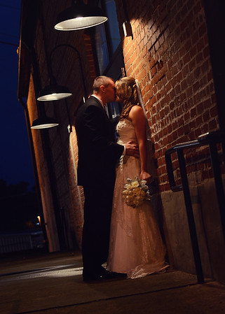 Hayley & Chris's Wedding