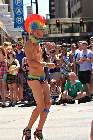 Twin Cities Pride Parade 2014