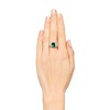4.40ct (est) Vintage Tourmaline Dinner Ring 2