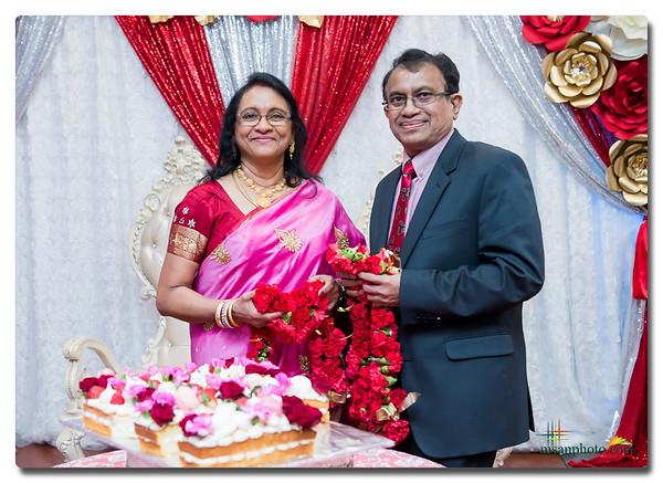 Kanthi & Logan's 40th Wedding Anniversary Party