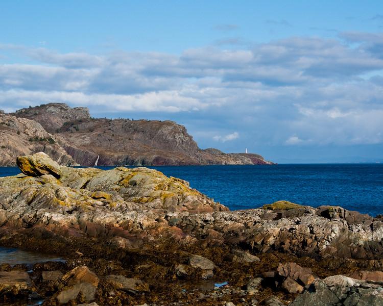 Coastline Newfoundland