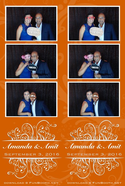 Amit & amanda- customized