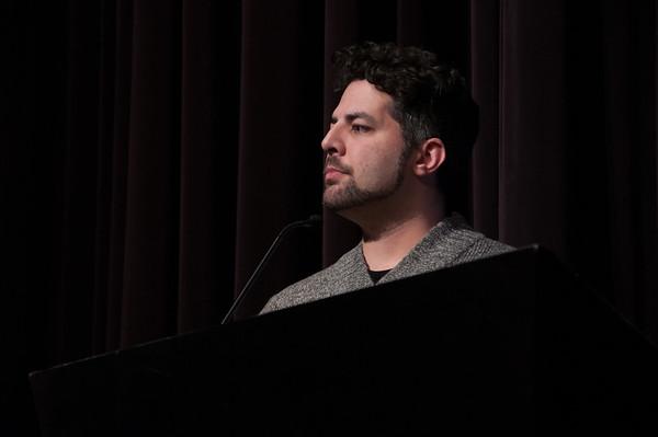 Zak Ebrahim Speaker