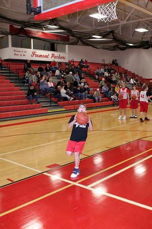 Middle School Boys Basketball 7A - 2007-2008 - 1/9/2008 Newaygo