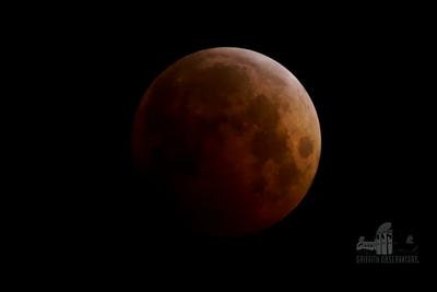 Lunar Eclipse October 2014