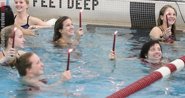 Odessa/Watkins Swimming 10-22-13