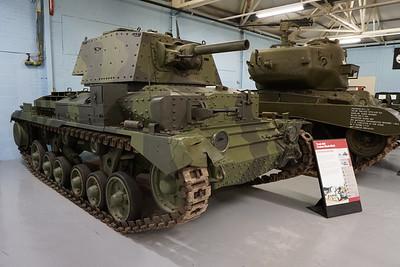 Cruiser Mk IIA CS (A10 Mk IA CS)