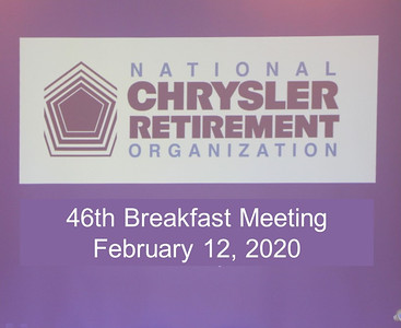 NCRO 46th Breakfast Meeting