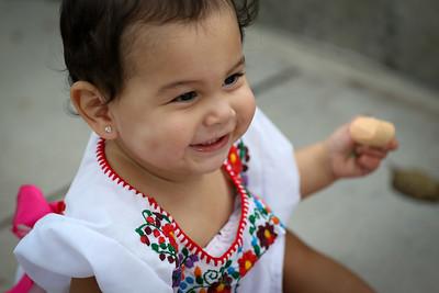 Belen Lopez 1st Birthday