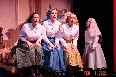 February 2 - 2002 Performance