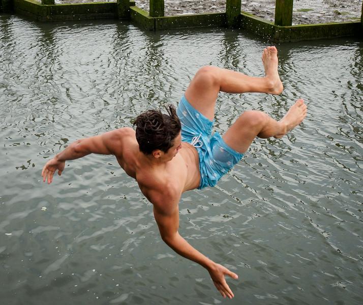 Bosham Quay - Teenage Fun