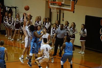 Basketball Playoffs Against White Oak