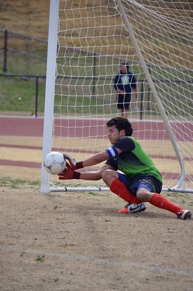 CCHS Boys vs Sonoraville 3-15-14