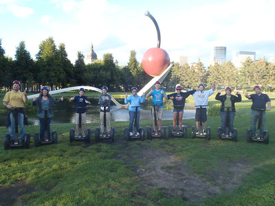 Sculpture Garden: August 16, 2012