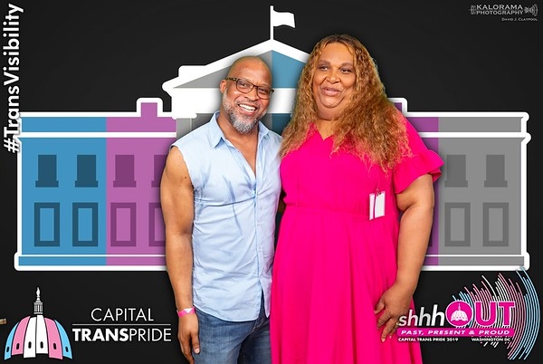 Trans Pride Happy Hour 2019
