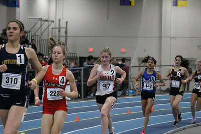 Girls 2-mile