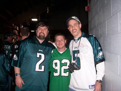 Eagles at Indianapolis Colts - Nov 26, 2006