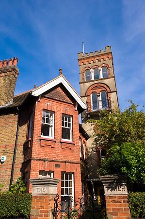 Private property in Barnes, SW13, London, United Kingdom