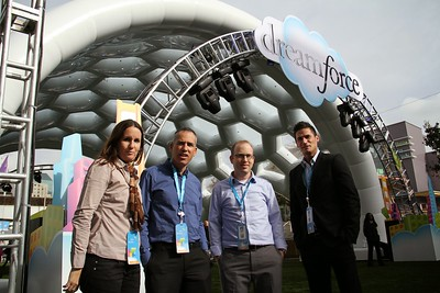 Dreamforce 2013 - ServiceWise
