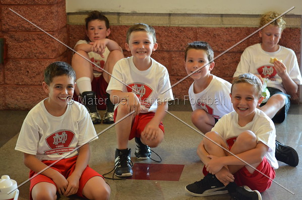 2016 Rollinson Youth Football Camp