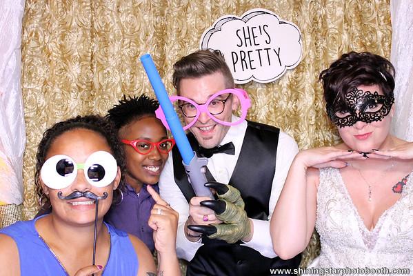 10/13/18 Zachary and Ashley's Wedding Day