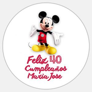 40 Cumpleaños Maria Jose