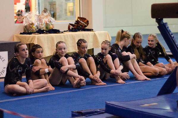 2011 Gymnastics Meet Sundance Level 5