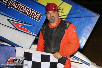 Trailways Speedway - 8/2/19 - Timothy Basehore