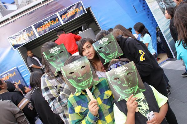 Black Eyed Peas Fan Fest 20110329