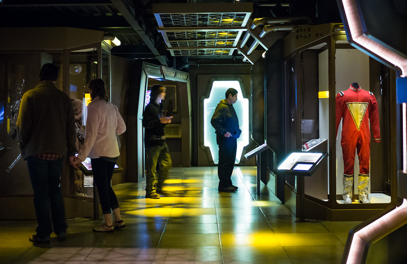 Infinite sci-fi expo at EMP Museum
