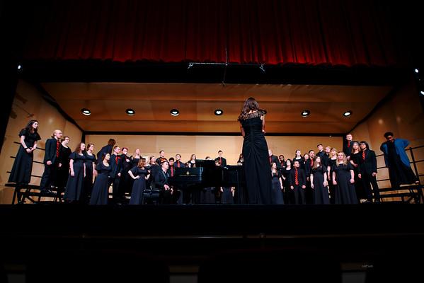 WKU Choral Concert April 2019
