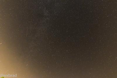 Perseid Meteors 8.13.2015