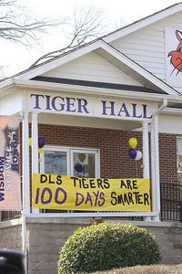 DLS Celebrates 100 days of school