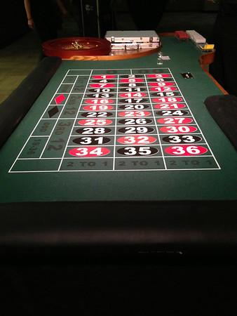 Duke Realty Casino Night
