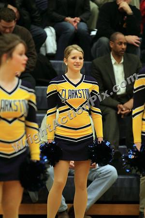 2010 01 15 Clarkston Varsity vs West Bloomfield
