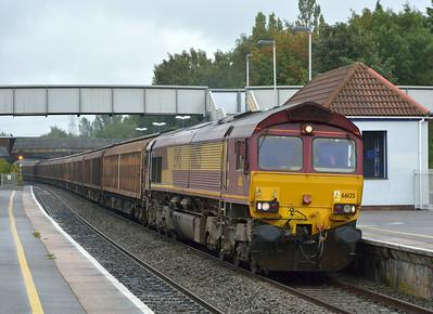 Trains September 2014