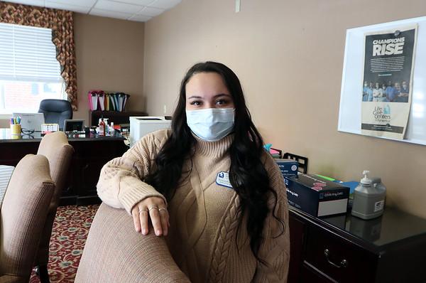 Life Care Center director Samantha Pereira 021821