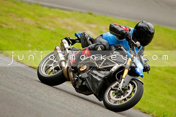Ducati - Black Street Fighter