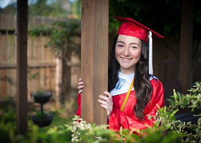 Victoria's Graduation Photos