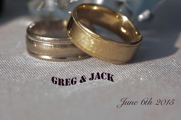 Jack & Greg